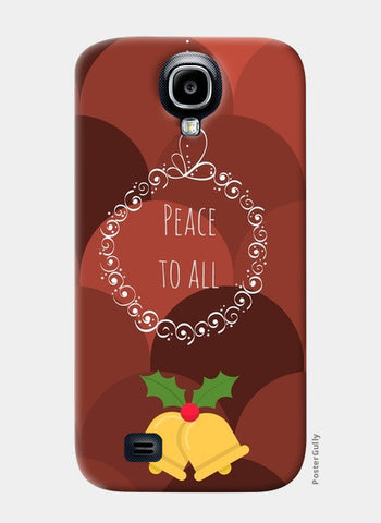 Peace to all Samsung S4 Cases | Artist : Pallavi Rawal