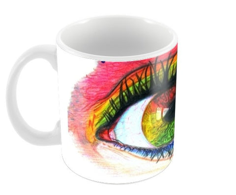 i believe Coffee Mugs | Artist : Kriti Pahuja