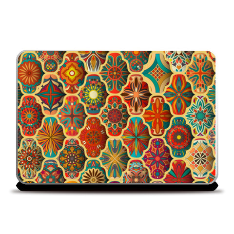 Wall Art Illustration Laptop Skins | Artist : Creative DJ