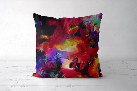 COLDPLAY | Hymn For The Weekend Cushion Covers | Artist : SREY