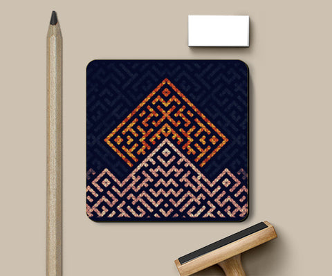 Coasters, Ethinc Coasters | Artist : Astha Mathur, - PosterGully