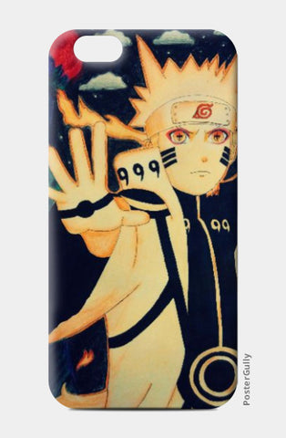 iPhone 6 / 6s, Naruto-Blood moon iPhone 6 / 6s Case | Artist:Abhilash Katta, - PosterGully
