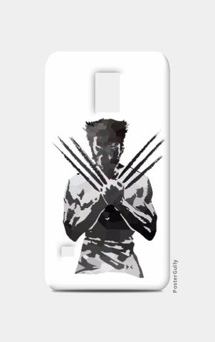 Samsung S5 Cases, Low Poly Wolverine Samsung S5 Case | Artist: Darshan Gajara, - PosterGully
