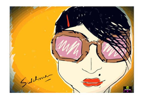 PosterGully Specials, Fashion  Wall Art  | Artist : Sukhmani Kaur, - PosterGully