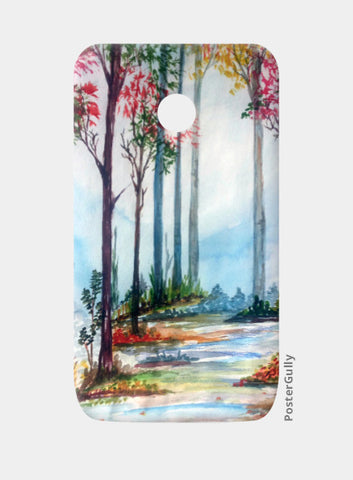 Moto E Cases, Autumn Moto E Case l Artist: Seema Hooda, - PosterGully