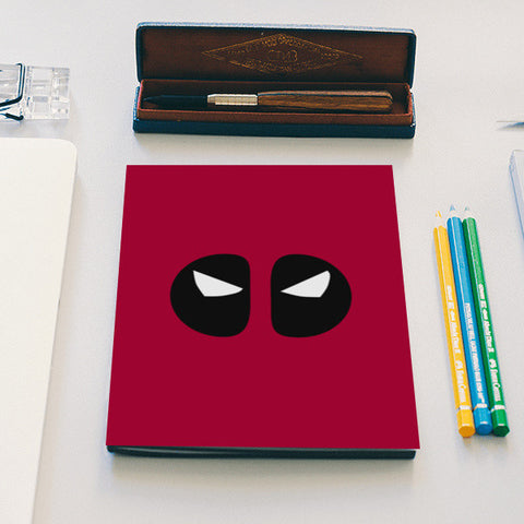 Merc With A Mouth Notebook | Artist : Raghav Puri