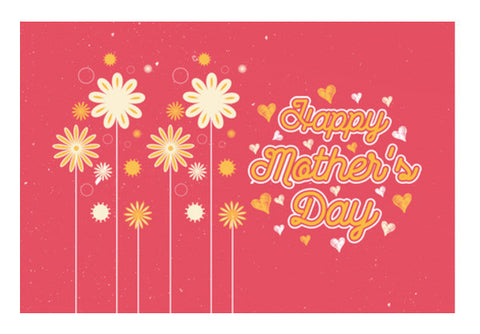 Mother's Day Celebration Card Art PosterGully Specials