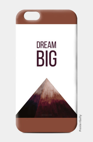 DREAM BIG iPhone 6/6S Cases | Artist : Anagha Mirgal