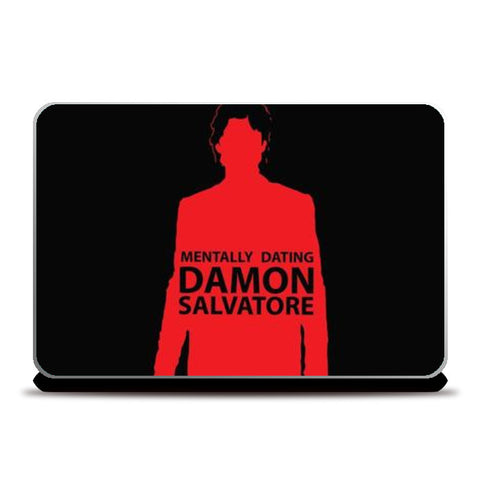 Laptop Skins, Damon Salvatore Laptop Skins | Artist : madhura chalke, - PosterGully