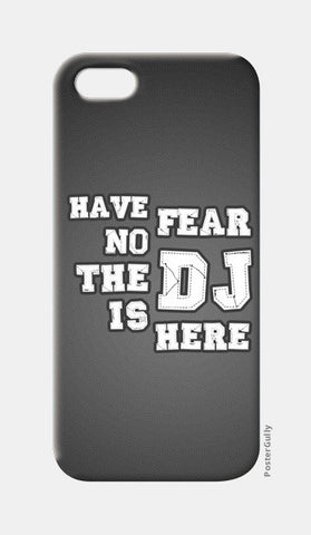 iPhone 5 Cases, Have No Fear The DJ Is Here - iPhone 5 | Artist : DJ Ravish, - PosterGully
