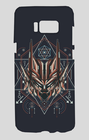 Robot Attack Samsung Galaxy S8 Cases | Artist : Inderpreet Singh