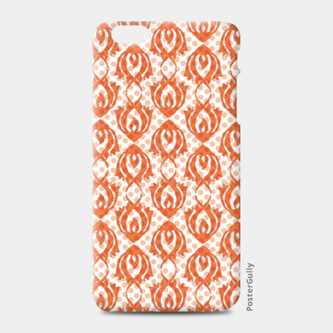 Packed Polkas iPhone 6 Plus/6S Plus Cases | Artist : Its ZentTangleD