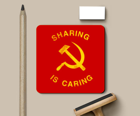 sharing is caring Coasters | Artist : Scatterred Partikles