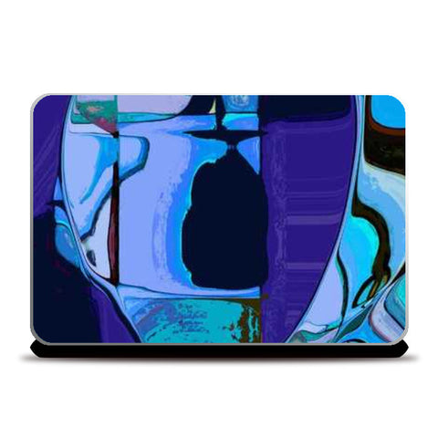Generation Gap Laptop Skins | Artist : Rupam Shah