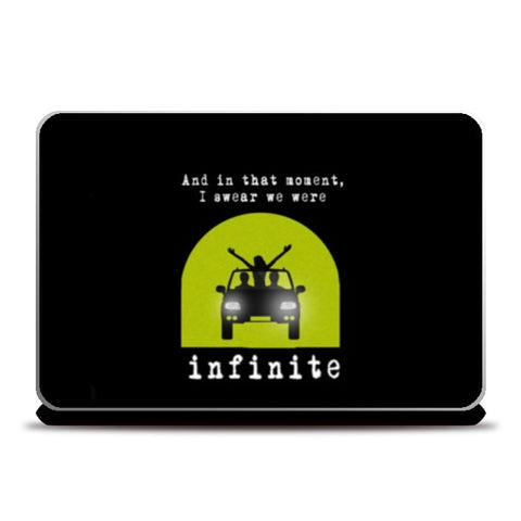 Laptop Skins, Perks of being a Wallflower - The Tunnel Song Laptop Skins | Artist : Dr. Green, - PosterGully