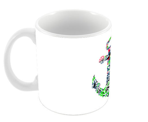 Anchor Mug Coffee Mugs | Artist : Navdeep Sharma