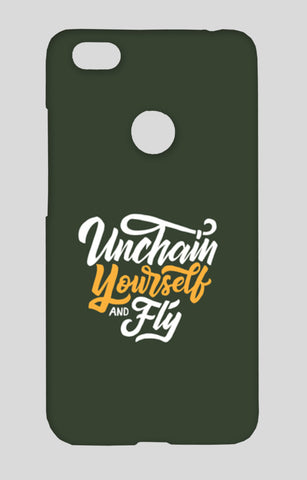 Unchain Yourself And Fly Redmi Note 5A Cases | Artist : Inderpreet Singh