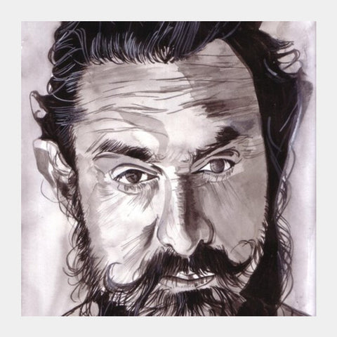Aamir Khan Reinvents Himself Very Well Square Art Prints PosterGully Specials