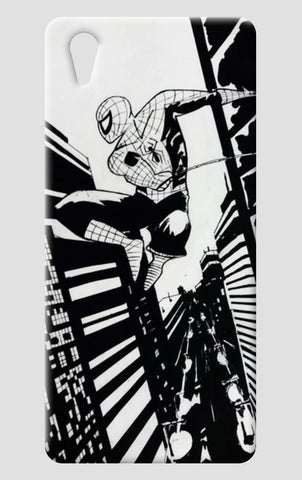 Spiderman One Plus X Cases | Artist : Aastha Pruthi