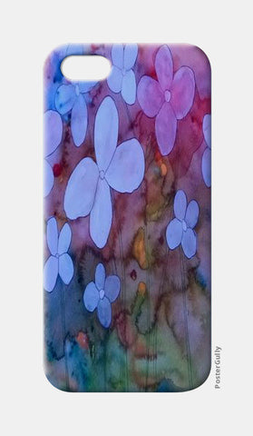 iPhone 5 Cases, Abstract dreamy flower case..... iPhone 5 Cases | Artist : abhishek singh, - PosterGully