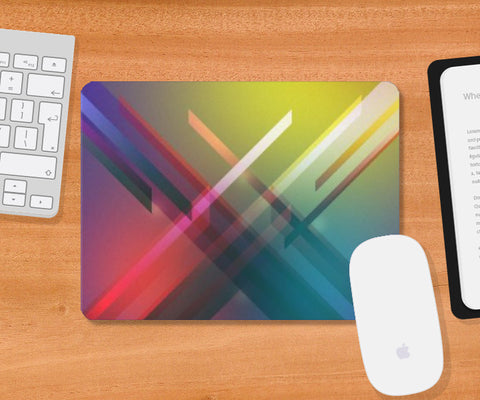 Mousepad, Abstract mouse pad | Artist: Pranjal Singh, - PosterGully