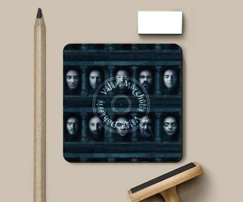 Game Of Thrones Coasters | Artist : BY Karan Mehta and Darakhsha Dandekar