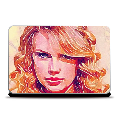 Taylor Swift Laptop Skins | Artist : Delusion