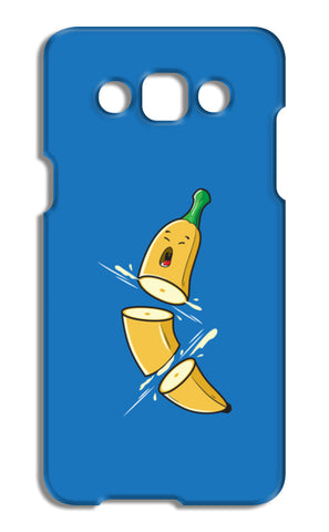 Sliced Banana Samsung Galaxy A5 Cases | Artist : Inderpreet Singh