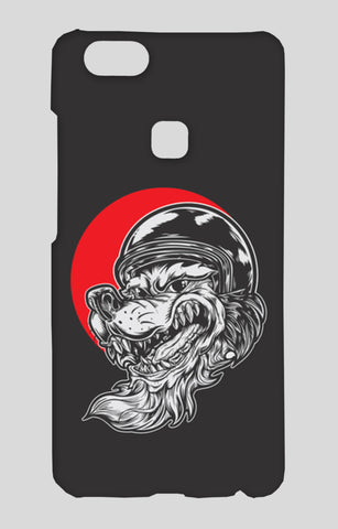 Gorilla Vivo V7 Plus Cases | Artist : Inderpreet Singh