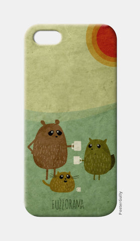 iPhone 5 Cases, Coffee Break iPhone 5 Case | Artist: Alessandro Formigoni, - PosterGully