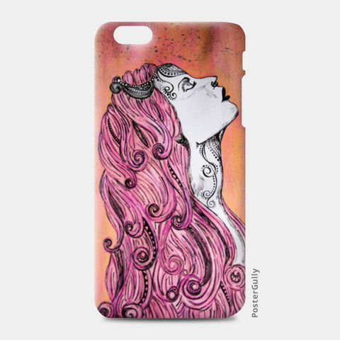 La vie en Rose iPhone 6 Plus/6S Plus Cases | Artist : lubaina kapoor