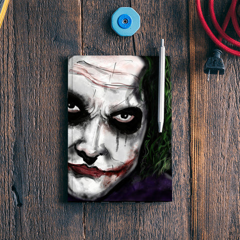 The Joker Notebook | Artist : Draw On Demand