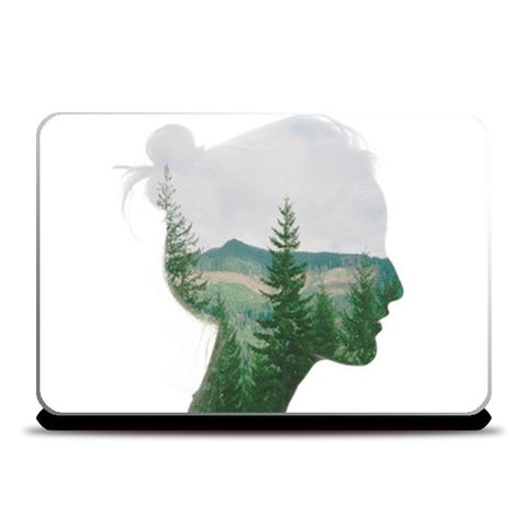 Laptop Skins, Nature Laptop Skins | Artist : Sukanya Chakraborty, - PosterGully
