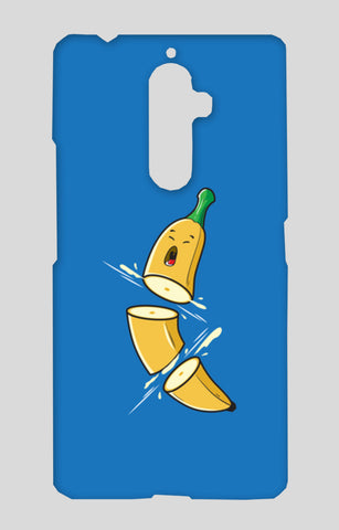 Sliced Banana Lenovo K8 Note Cases | Artist : Inderpreet Singh