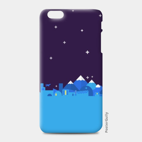 iPhone 6/6S Plus Cases, Midnight City iPhone 6 Plus/6S Plus Cases | Artist : Gyan Lakhwani, - PosterGully