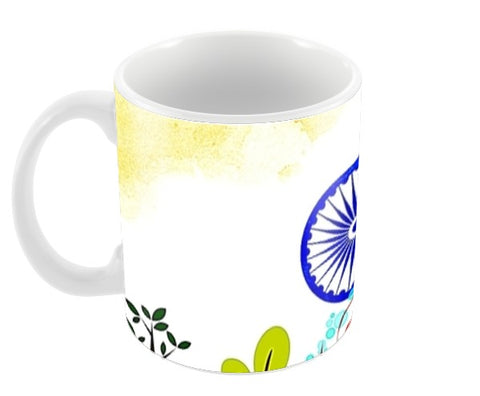 India Coffee Mugs | Artist : Pallavi Rawal