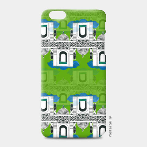 UPAR-NEECHE iPhone 6 Plus/6S Plus Cases | Artist : Akanksha Kurakula