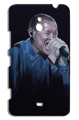 Chester Nokia Lumia 1320 Cases | Artist : Malay Jain
