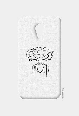 Moto G2 Cases, Cloud of Thoughts  Moto G2 Cases | Artist : Pulkit Taneja, - PosterGully