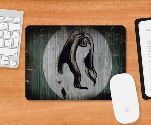 Mousepad, Faceless Mousepad | Anushree, - PosterGully