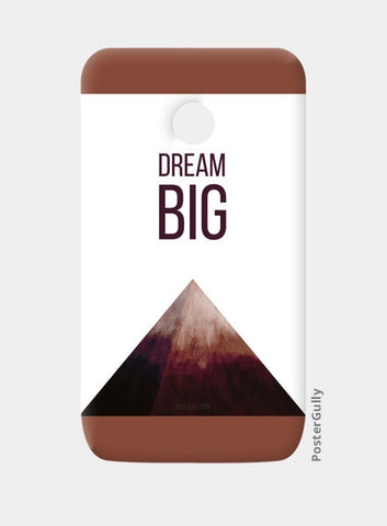 dream big Moto E Cases | Artist : Anagha Mirgal