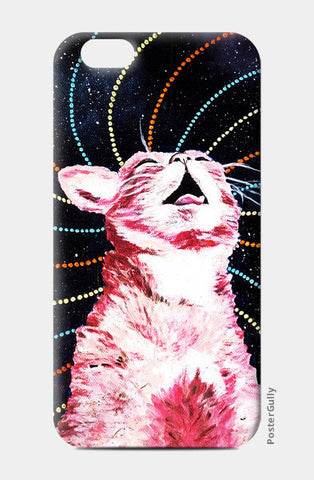 iPhone 6/6S Cases, Cosmic Cat on Acid  iPhone 6/6S Cases | Artist : Aashna Aasif, - PosterGully