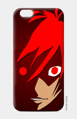 iPhone 6 / 6s Cases, Death Note KIRA iPhone 6 / 6s Cases | Artist : Shivansh Budakoti, - PosterGully