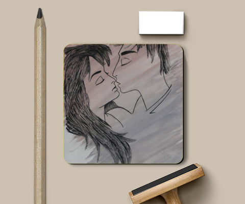 Love Couple Coasters | Artist : Pranita Bajoria