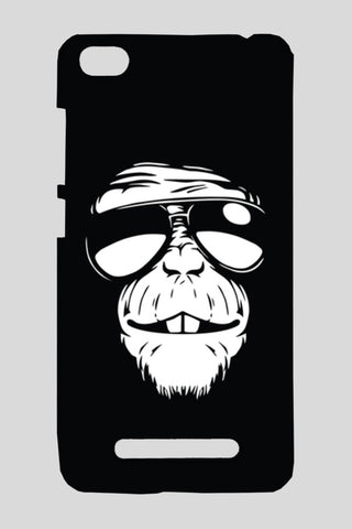 Monkey Glasses Redmi 4A Cases | Artist : Inderpreet Singh