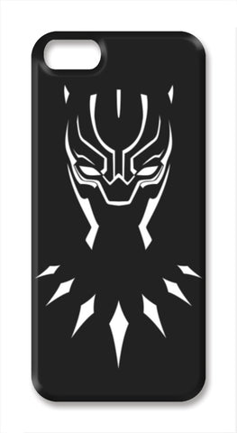 Marvel Comics Black Panther Superhero iPhone SE Cases | Artist : Shreyansh Kotak