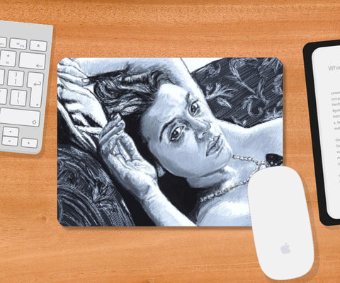 Mousepad, Rose Titanic MousePad | Artist: Sumit Sinha, - PosterGully