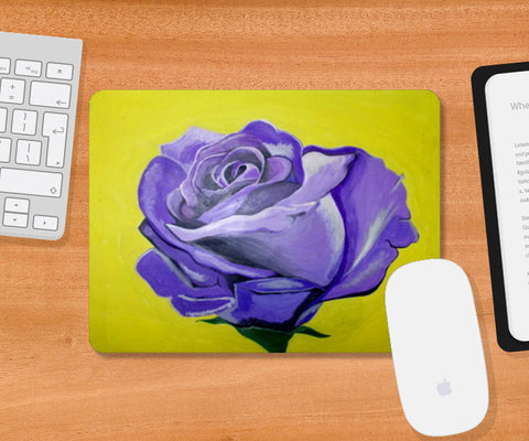 Mousepad, ROSE FLOWER Mousepad | Artist : Pallavi Rawal, - PosterGully