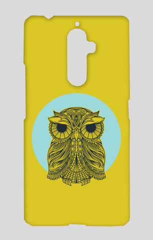 Owl Lenovo K8 Note Cases | Artist : Inderpreet Singh