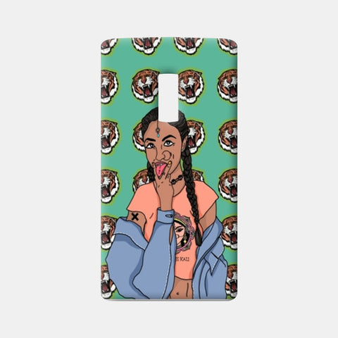 Goddess Kali One Plus Two Cases | Artist : Priyanka Paul